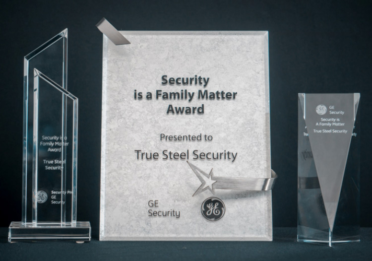 Security is a Family Matter Award