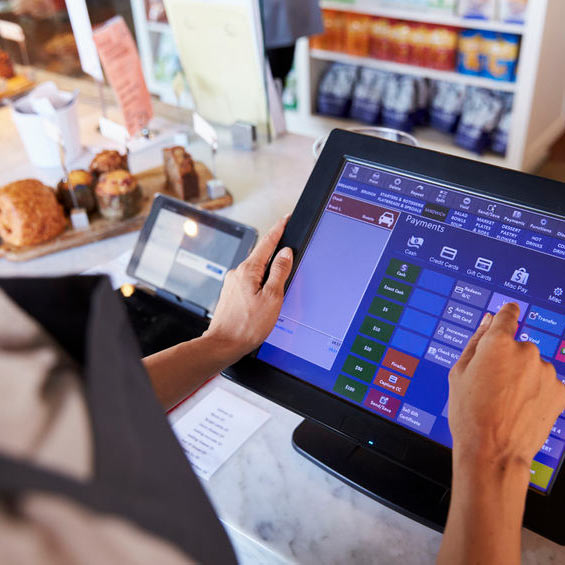 commertial buyers guide cash register
